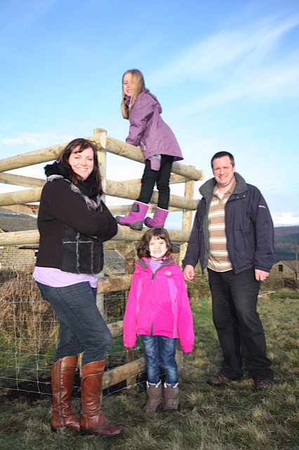 Tree 7 dedicated by Cheryl & Chris Wallhead to their children