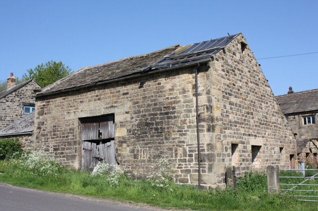 A Georgian Barn