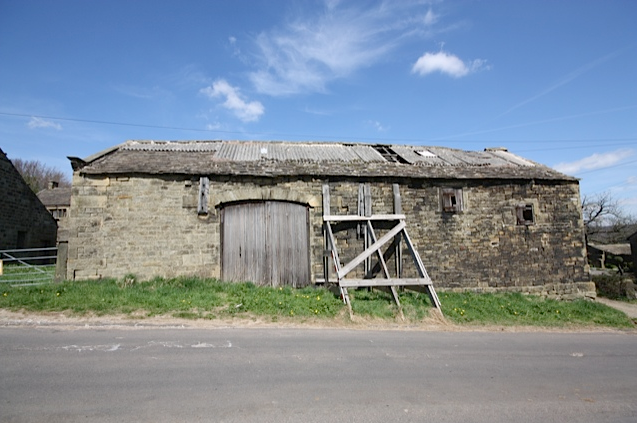 The Hall's bottom Barn