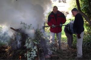 Warblington Bonfire