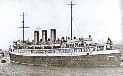 HMS Princess Irene