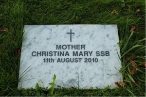 Mother Christina Mary