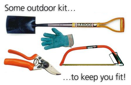 Some outdoor kit graphic