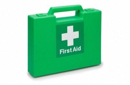 First aid box graphic
