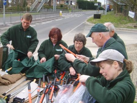 First meeting of Horsham Green Gym