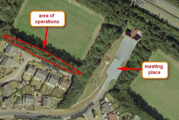 task location