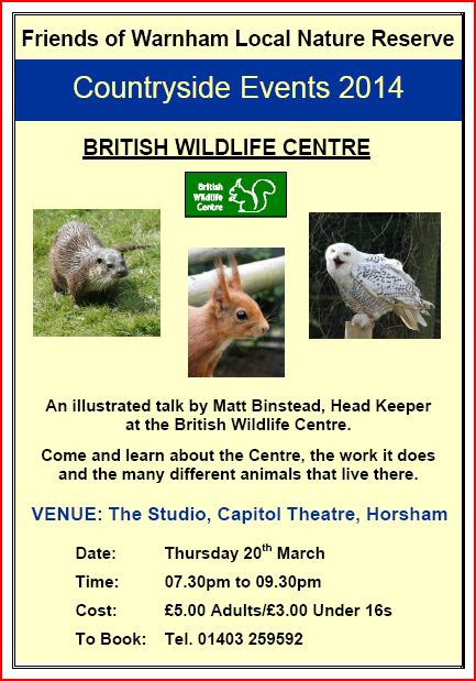 details of BWC talk