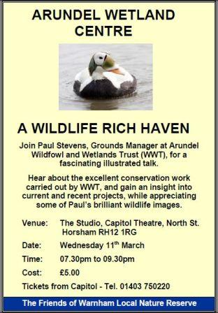 Talk-on-wildlife-at-Arundel-Wetland-Centre