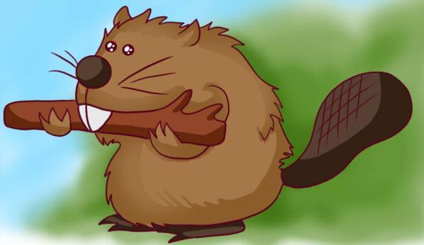 beaver joke