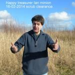 Ian Minion 16-02-2014
