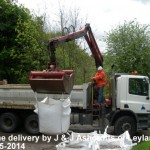 Stone Delivery 09-05-2014