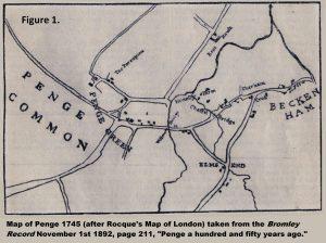 John Rocque map