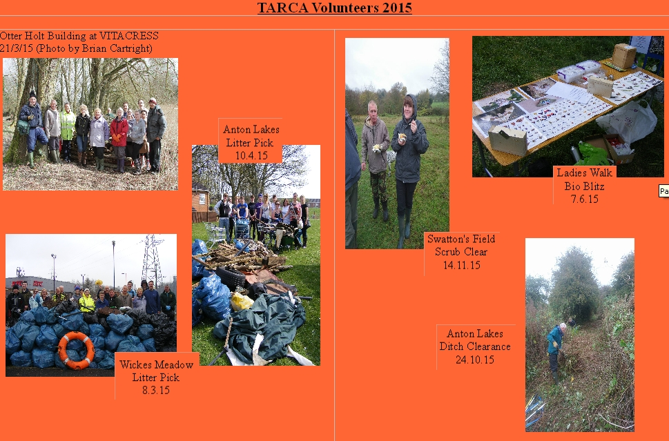 TARCA Photos 2015 Webpage