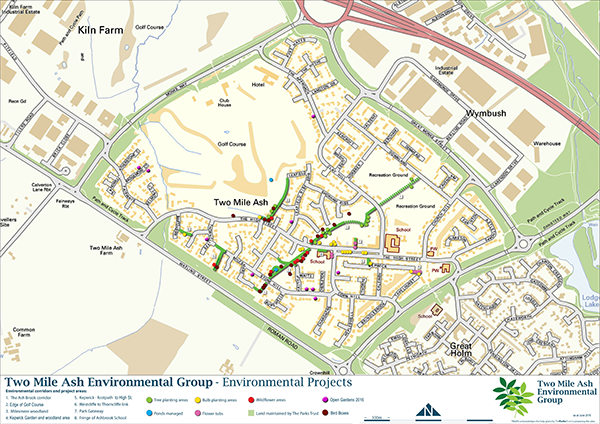 The Environmental Projects Plan